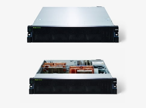 IBM POWER server AC922
