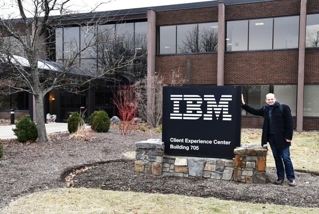 IBM Poughkeepsie labs 2018