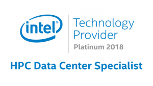 Intel Technology Provider HPC Data Center Specialist