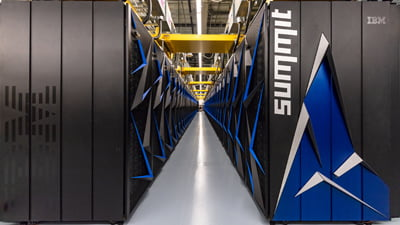 IBM Summit supercomputer