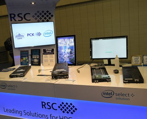 RSC booth