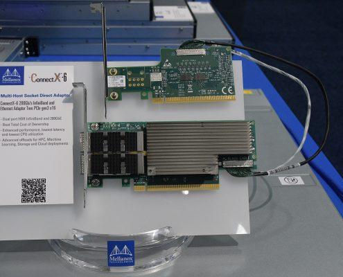 Mellanox HDR PCIe gen3 HCA