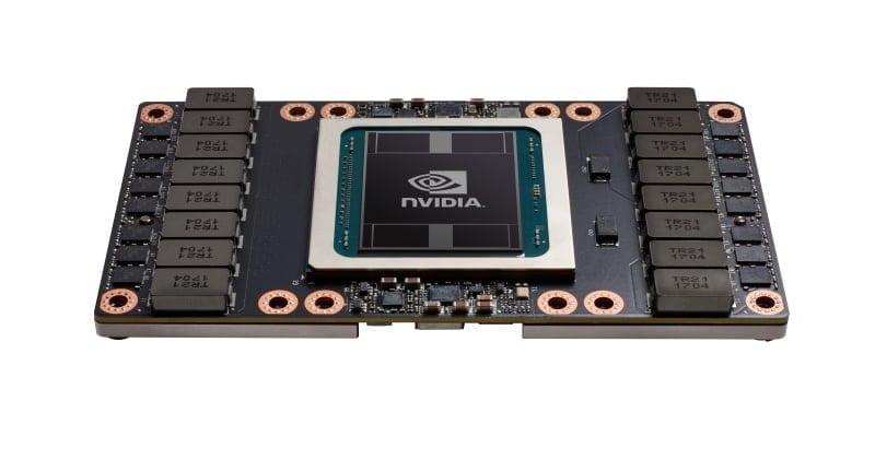 Nvidia Tesla V10O