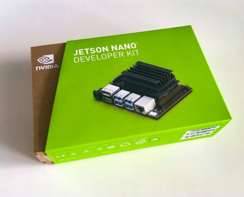 NVIDIA Jetson Nano