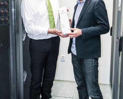 Ralph Hinsche (NVIDIA), Michal Pěchouček (FEL ČVUT v Praze)