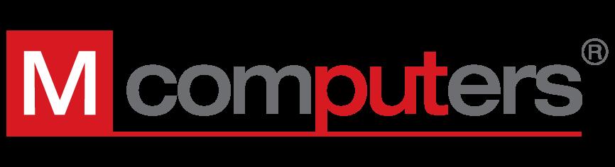 M Computers logo