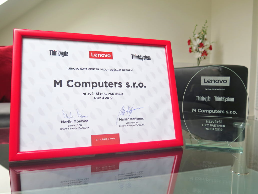 M Computers Lenovo HPC 2019