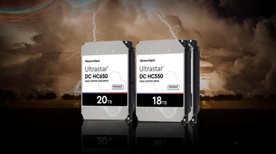 WD Ultrastar HDD
