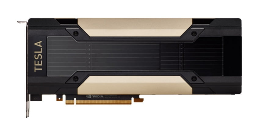 Test NVIDIA V100 PCIe